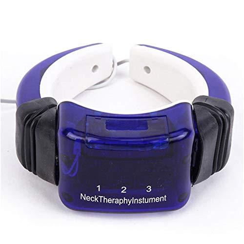 ZSH Elettrostimolatore Elettrico Massaggiatore elettrostimolatore Multifunzione per Il Riscaldamento Massaggiatore Sanitario per Il Collo