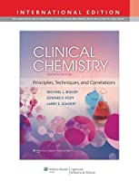 Clinical Chemistry: Principles, Techniques, and Correlations, International Edition