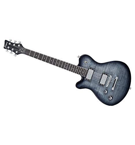 Framus D-Series – Panthera Supreme zurdo – Nirvana Black – Guitarra eléctrica