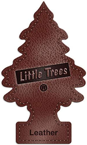 LITTLE TREES Car Air Freshener I Hanging Tree Provides Long Lasting Scent for Auto or Home I Royal Pine, 24 count, (4) 6-packs