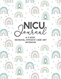 NICU Journal A 9 week Neonatal Intensive Care Unit Notebook: A Prompt Journal for Parents to Track the Progress of Their Baby While In the Neonatal Intensive Care Unit
