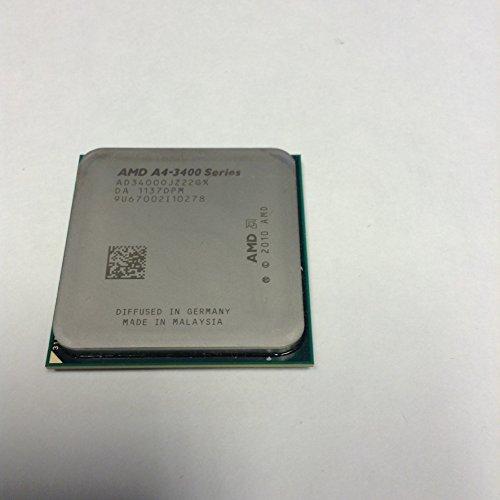 AMD A4–34002.7GHz ad3400ojz22gx CPU proccessor Sockel FM1905-pin