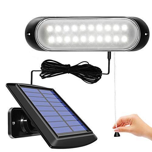 SKJH Solarbewegungs-Sensor-Licht 20 LEDs...