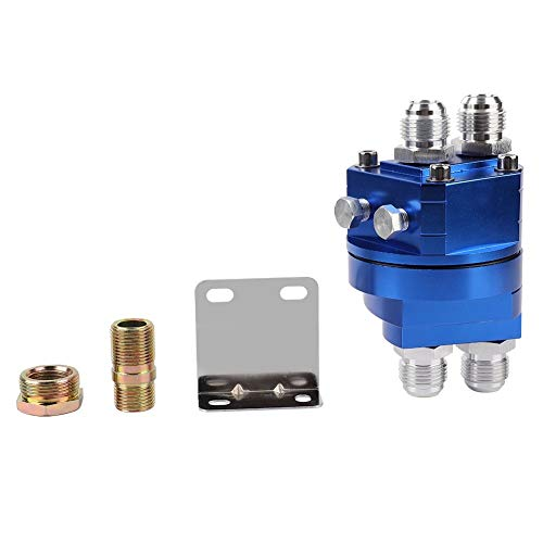 Ölfilter Relocation - Ölfilter-Adapter-Kit Auto Ölfilter Ölkühler Relocation Male Sand Weicht Montage-Adapter-Kit 3 / 4X16 M20X1,5