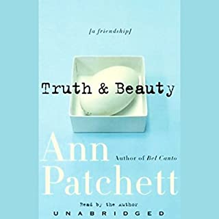 Truth & Beauty audiobook cover art