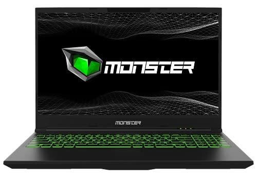 Monster Abra A5 V15.9.1 15.6 Zoll 120HZ...