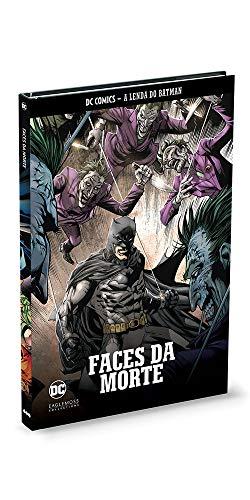 Faces Da Morte - Coleção Lendas Do Batman