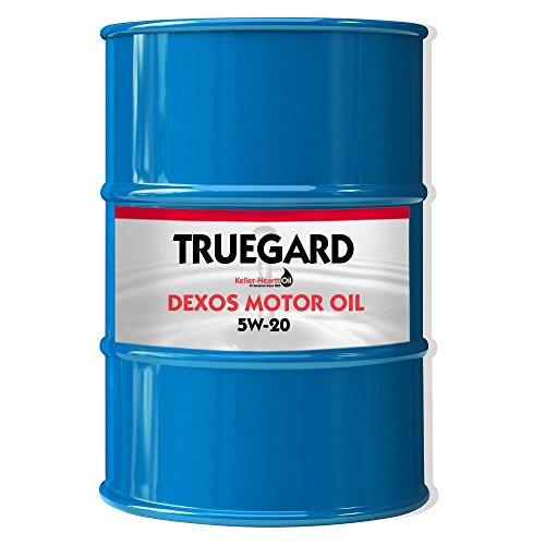 TRUEGARD 5W-20 Dexos Approved Motor Oil - 55 Gallon Drum