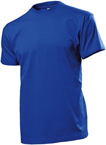 Stedman Comfort T-Shirt ST2100 Gr. XXL, Blue - Bright Royal