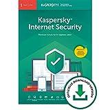 Kaspersky Internet Security 2020 Standard | 1 Gerät | 1 Jahr | Windows/Mac/Android | Aktivierungscode per Email