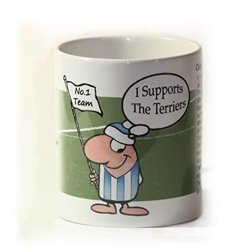 Impishodes Huddersfield Town FC Football Supporter Mug