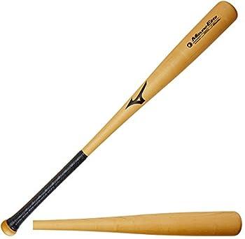 Mizuno Maple Elite Baseball Bat - MZM 243 Natural 33 inch/30 oz 340424.0404.18.3300