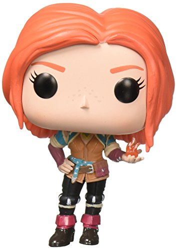 Funko 12135 POP Vinylfigur: The Witcher: Triss, Einheitsgröße