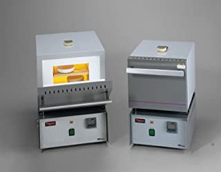 THERMO FISHER SCIENTIFIC FB1315M Benchtop Muffle Furnace, 67.5 cu. in. Chamber Size, 1050 W, 8.8 Amp, 8