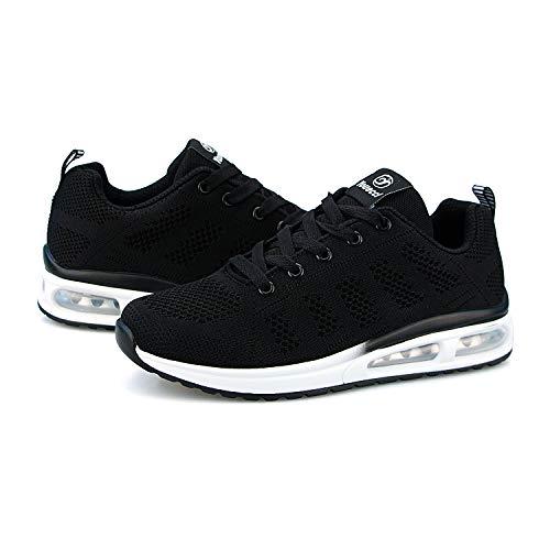 Mujer Zapatillas Sneakers Calzado Deportivo Moda Casual Zapatos Tendencia Zapatillas Deportivas Zapatillas Deportivas Transpirables Fitness Casual 35-44 EU