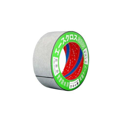 光洋化学 両面気密防水テープ エースクロスSBW (黒) 50mm×20m【1ケース(20巻入)】