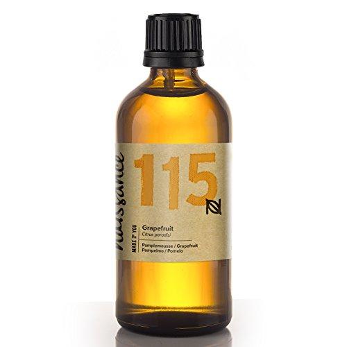 Naissance Grapefruit 100ml 100% naturreines ätherisches Öl