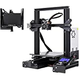 Creality Ende 3 X 3Dプリンター 印刷サイズ220x220x250mm 停電復帰 + 強化 ガラスベッド プラットホーム Ender-3 拡張バージョン 3D Printer DIY キット 家庭用 教育用 日本語説明書 工場直販