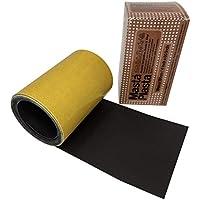 MastaPlasta - Reparador de Piel Autoadhesivo - En un Rollo - Color A Elegir. 150 x 10 cm. Arreglar Las rasgaduras