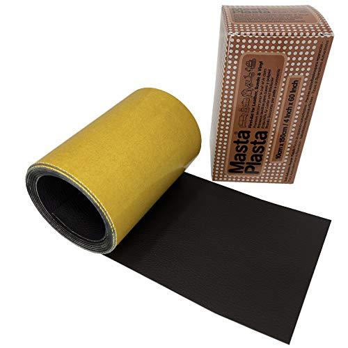 MastaPlasta - Reparador de Piel Autoadhesivo - En un Rollo - Color A Elegir. 150 x 10 cm. Arregla Las rasgaduras