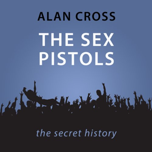 The Sex Pistols audiobook cover art
