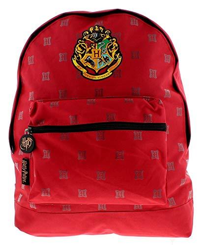 Mochila Oficial de Harry Potter Hogwarts Crest con Licencia 3