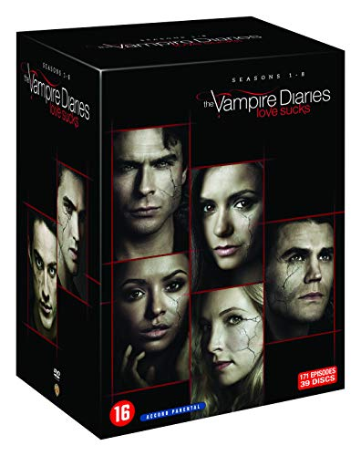 Vampire diairies l intégrale, saisons 1 à 8
