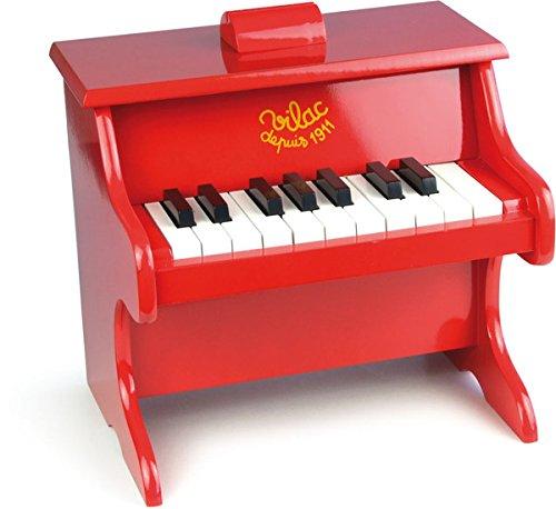 Vilac Klavier, Rot, für Kleinkinder
