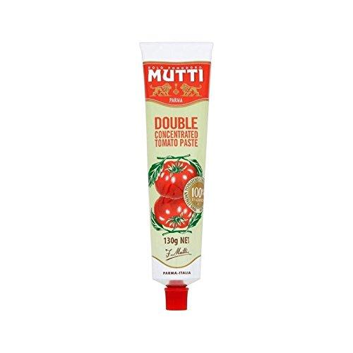 Mutti 130 G De Puré De Tomate - Paquete de 6