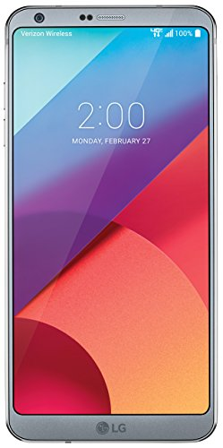 LG G6, 5.7' 32GB (Verizon Wireless) - Platinum