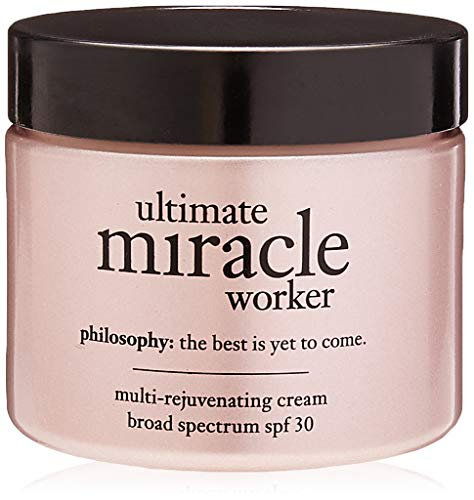 Philosophy Ultimate Miracle Worker Multi-Rejuvenating Cream Broad Spectrum SPF 30, 2 Ounce