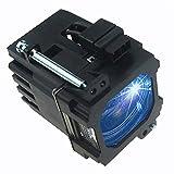 Huaute BHL-5009-S Lámpara de Repuesto para proyector con Carcasa para JVC DLA-RS1 FOR-RS2 FOR-RS1U DLA-RS2U DLA-HD1WE FOR-RS1X DLA-VS2000