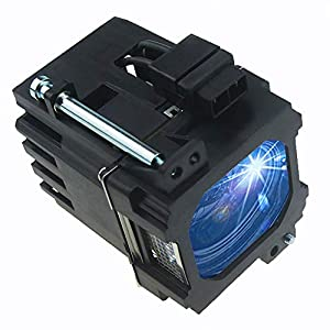 Huaute BHL-5009-S Replacement Projector Lamp with Housing for JVC DLA-RS1 DLA-RS2 DLA-RS1U DLA-RS2U DLA-HD1WE DLA-RS1X DLA-VS2000