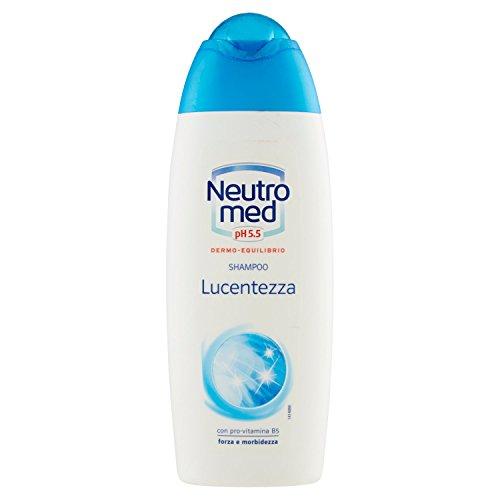 Neutromed - Lucentezza, Shampoo Con Pro-Vitamina...
