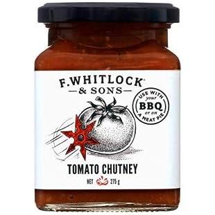 F Whitlocks&son Tomato Chutney 275gm:Gamesbonusstar