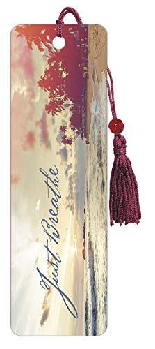 Trends International Just Breathe Bookmarks, Multi