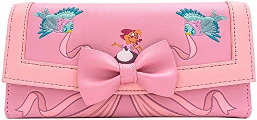 Loungefly Disney Cinderella 70th Anniversary Dress Flap Wallet