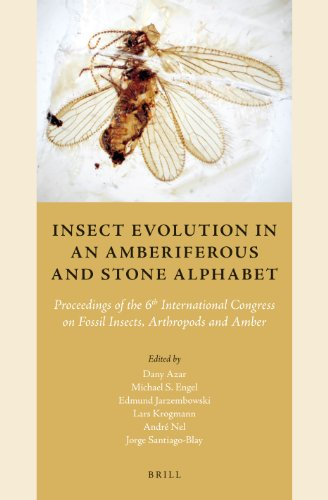 Insect Evolution in an Amberiferous and Stone Alphabet: Proceedings of the 6th International Congress on Fossil Insects, Arthropods and Amber