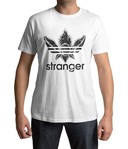 Stranger Things Unisex Camiseta/T-Shirt The Demogorgon Dart