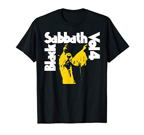 Black Sabbath Vol 4 T-Shirt T-Shirt