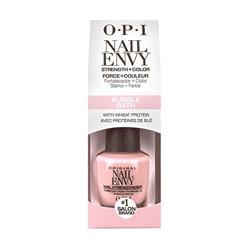 OPI Nail Strengthener, Matte Finish Nail Envy Treatment, 0.5 Fl Oz