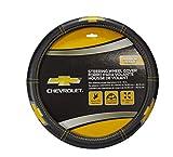 Plasticolor 006727R01 Chevy Elite Premium Logo Steering Wheel Cover - Car, Truck, SUV & Van