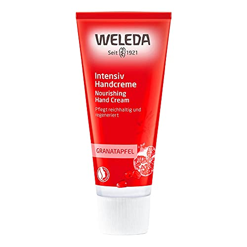WELEDA Granatapfel Handcreme wirkt antioxidativ 2x50ml NEU