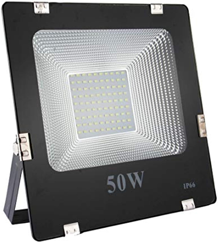GuoBo LED Light LED-Licht 50W IP66 wasserdichtes LED-Flutlicht, 90 LEDs SMD 5730 4500 LM, AC 170-265V (weies Licht) (Farbe   Weiß Light)