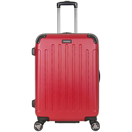 Kenneth Cole Reaction Renegade 28' ABS Expandable 8-Wheel Upright, Red, inch Checked