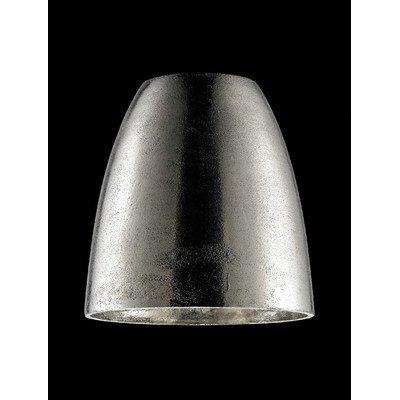 Lampenkap aluminium/modulaire kleur: nikkel antiek