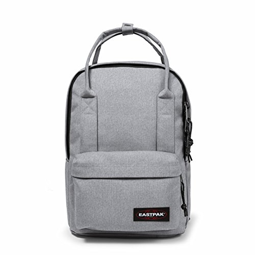 Eastpak Padded Shop'R Mochila, 38 cm, 15 L, Gris (Sunday Grey)