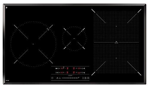 Teka Induktions-Kochfeld IRF 9430, 3700 W, 230 V, Schwarz Facette, XL, One Size