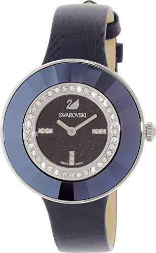 Swarovski 5080508da donna in pelle blu svizzero al quarzo