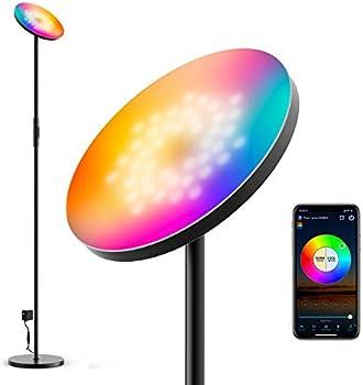 Zombber Smart Floor Sky Super Bright RGB LED WiFi 2000 Lumen Lamp